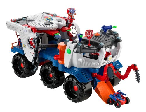 Fisher-Price Imaginext Supernova Battle Rover - 1
