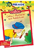 Best of Caillou: Caillou's Mysteries & Adventures [Import]