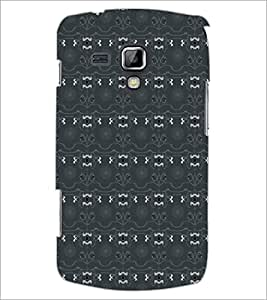 PrintDhaba Pattern D-5323 Back Case Cover for SAMSUNG GALAXY S DUOS S7562 (Multi-Coloured)
