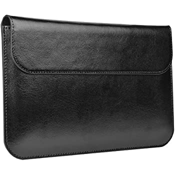 Leather Pouch with Kickstand