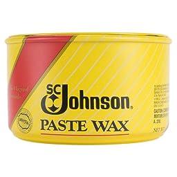 Diversey SC Johnson CB002038 1 lb. Wood Paste Wax - 6 / CS