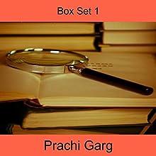 Box Set 1 Audiobook by Prachi Garg Narrated by John Hawkes