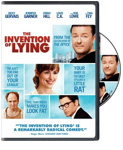 Cover art for  The Invention of Lying
