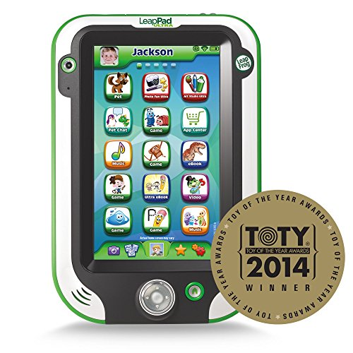 LeapFrog LeapPad Ultra/Ultra XDI Kids' Learning Tablet, Green (styles may vary) JungleDealsBlog.com