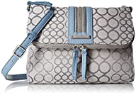 Nine West Track-Tion Action Cross Body Bag