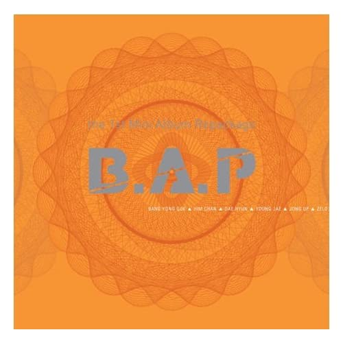 Amazon.com: B.A.P: Kpop CD, B.A.P BAP 1st Mini Repackage