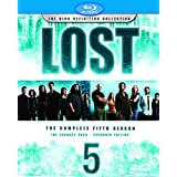 Lost - Season 5 [Blu-ray] [UK Import]