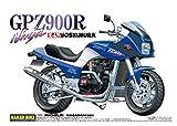 青島文化教材社 1/12 バイクシリーズ No.26 カワサキ GPZ900R ニンジャ ヨシムラ仕様 プラモデル