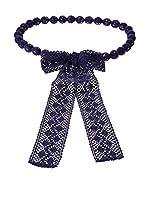Mamatayoe Collar Agnodice (Azul Tinta)