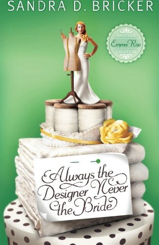 Image of Always the Designer, Never the Bride: Another Emma Rae Creation