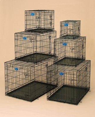 Midwest Wire Dog Crates front-1022296