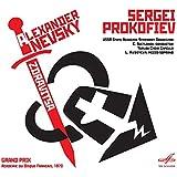 Prokofiev: Alexander Nevsky & Zdravitsa