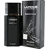 Ted Lapidus Extreme Male Eau de Toilette, Black 100 ml