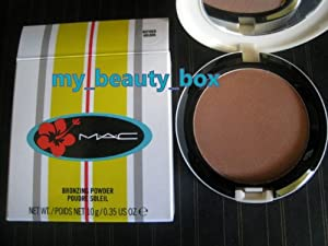 MAC Bronzing powder REFINED GOLDEN ~ Surf Baby Collection