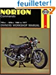 Norton Commando Owners Workshop Manua...