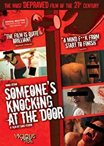 Someone's Knocking at the Door [Blu-ray]