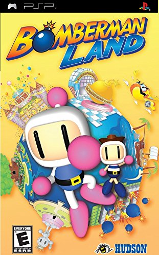 Bomberman Land - Sony PSP