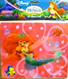 THE LITTLE MERMAID 3D MOUSE PAD