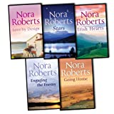 Nora Roberts Nora Roberts 5 Books 10 Titles Collection Pack Set RRP: £39.95 (Stars, Engaging the Enemy, Love by Design, Irish Hearts, Going Home)