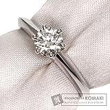 TIFFANY&Co.(ティファニー) 3.7g ダイヤモンド リング・指輪 プラチナPT950 レディース (中古)