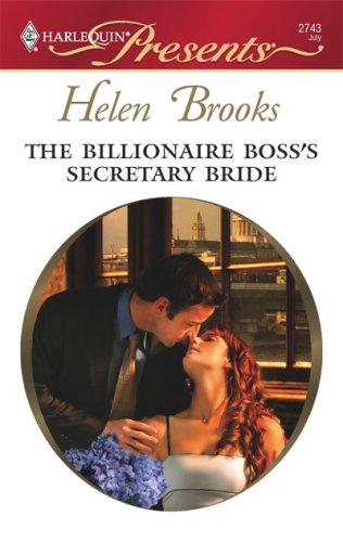 Image of The Billionaire Boss's Secretary Bride