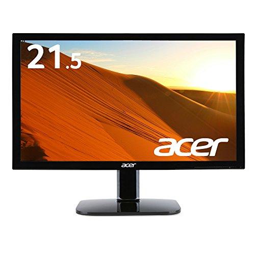 Acer ディスプレイ モニター KA220HQbid 21.5インチ/フルHD/5ms/HDMI端子付
