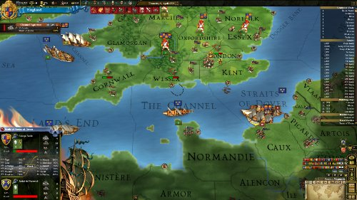 Europa Universalis 3 Chronicles screenshot