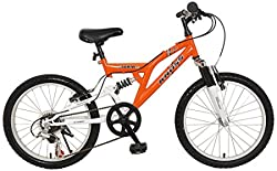 Kross Storm DS 20T 6 Speed Cycle (Orange/White)