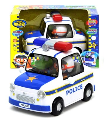 Pororo & Crong Mini Police Toy Car