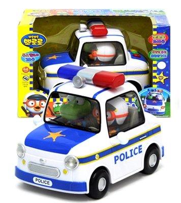 Pororo & Crong Mini Police Toy Car