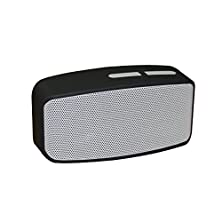 buy Soondar® Portable Wireless Bluetooth Speaker, Powerful Sound With Build In Microphone, Works For Iphone, Ipad Mini, Ipad 4/3/2, Itouch, Blackberry, Nexus, Samsung And Other Smart Phones And Mp3 Players