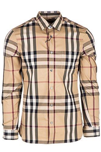 burberry-chemise-a-manches-longues-homme-nelson-beige-eu-m-uk-m-4557598
