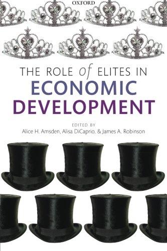 The Role of Elites in Economic Development (WIDER Studies in Development Economics)