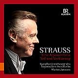 リヒャルト・シュトラウス: アルプス交響曲 Op.64/死と変容 Op.24