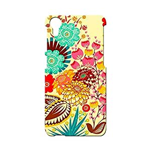 BLUEDIO Designer Printed Back case cover for HTC Desire 626 - G7025