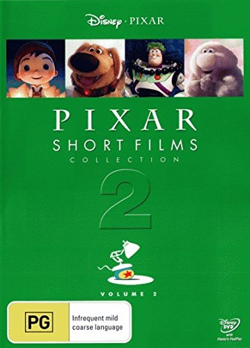 Pixar Short Films Collection - Volume 2 [NON-USA Format / PAL / Region 4 Import - Australia] (Pixar Shorts Volume 2 compare prices)