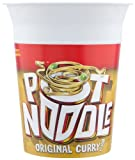 Pot Noodle Original Curry Noodles 90 g (Pack of 12)