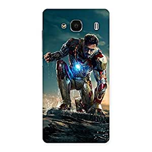 Style Genius Multicolor Back Case Cover for Redmi 2s