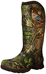 MuckBoots Men\'s Pursuit Stealth Cool High Performance Hunting Boot, Realtree, 11 M US