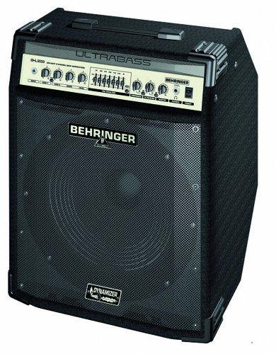 Behringer BXL3000 Ultrabass 300W 2 Channel Bass Amplifier