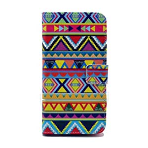 Newstore Leather Wallet Flip Protective Skin Case Cover With Credit Card Holder For Samsung Galaxy S5 SV I9600