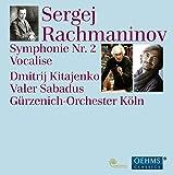 Rachmaninov:Symphony No. 2 [Valer Sabadus; Gürzenich-Orchester Köln, Dmitrij Kitajenko] [OEHMS CLASSICS: OC441] Valer Sabadus