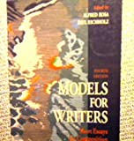 Models For Writers (031207221X) by Alfred Rosa