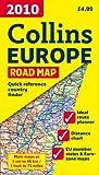 echange, troc Collectif - 2010 Map of Europe