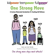 One Strong Move: A Cartoon-Illustrated Introduction to Teaching Self-Defense