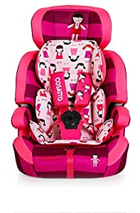 Cosatto Zoomi Group 1/2/3 Car Seat - Dilly Dolly