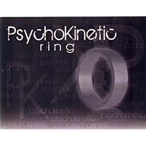 Magic Pk Ring - 19mm Silver Flat Band By Rock Ridge Magic