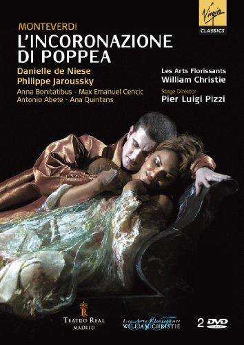 L'Inconorazione Di Poppea - Monteverdi  - DVD