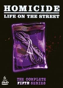 Homicide: Life on the Street - Season 5 - Complete [1997] [DVD]
