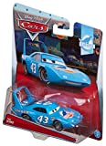 Disney/Pixar Cars The King Diecast Vehicle, 1:55 Scale